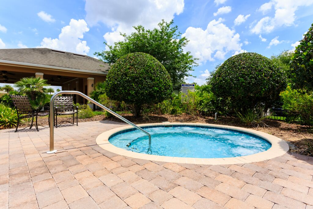 Orlando Homes Rental Spa