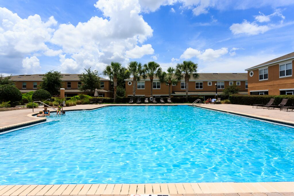 Orlando Vacation Rental Pool Near Disney