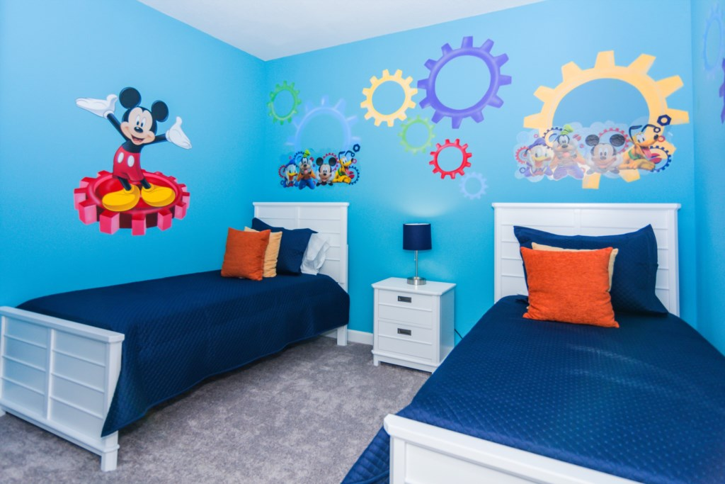 Mickey Twin Bedroom 2 (First Floor).jpg
