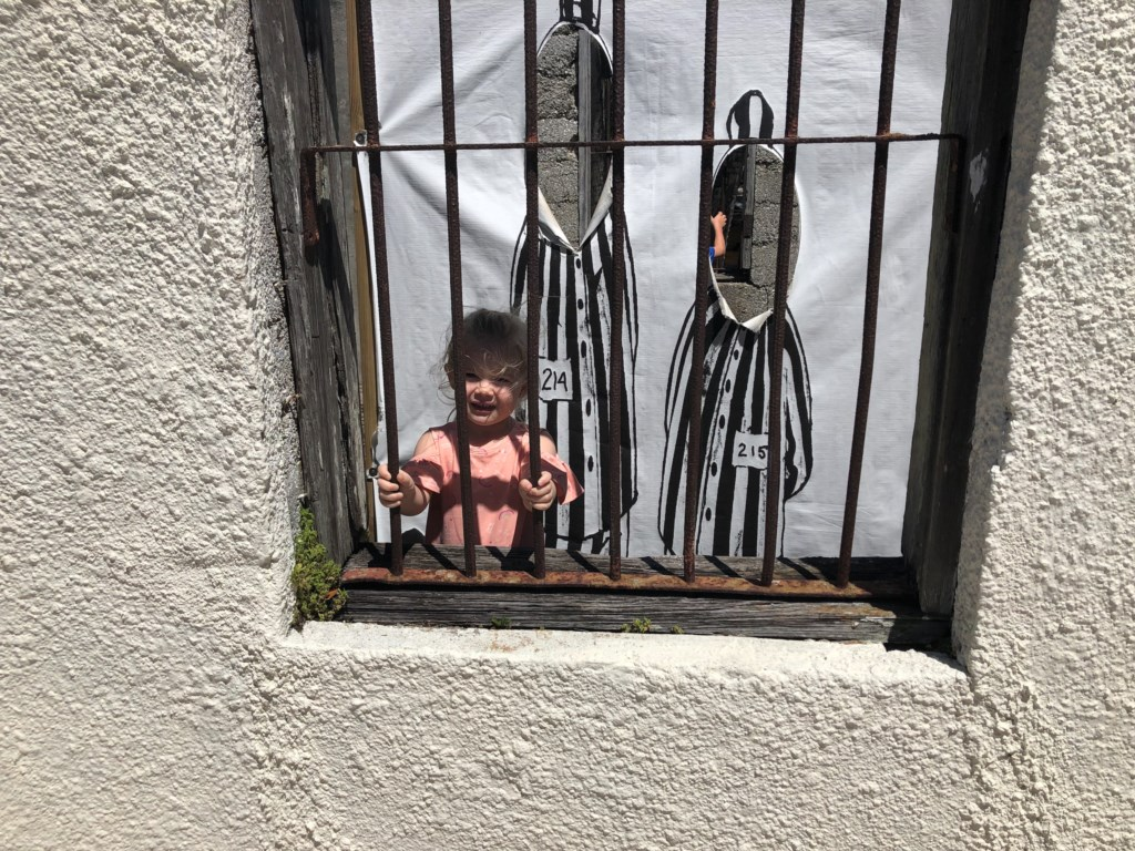 Granddaughter in jail