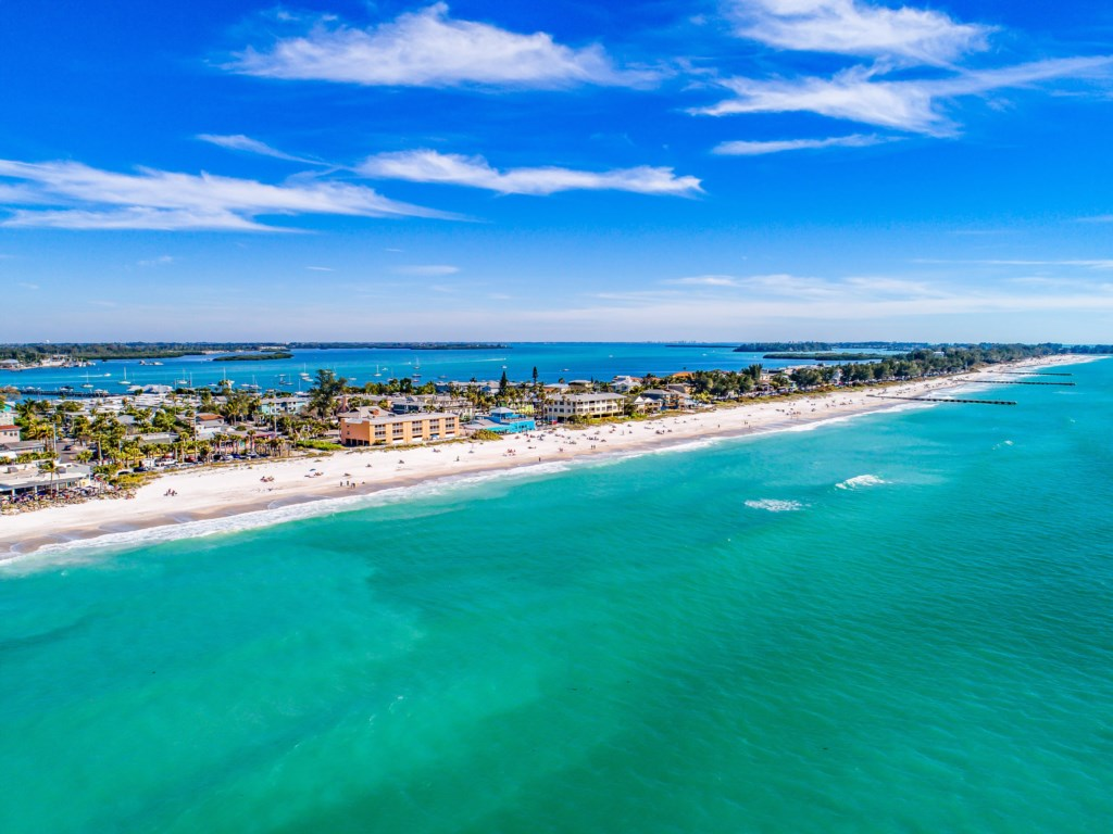 Your beach when vacationing at the Anna Maria Island Beach Sands Condo