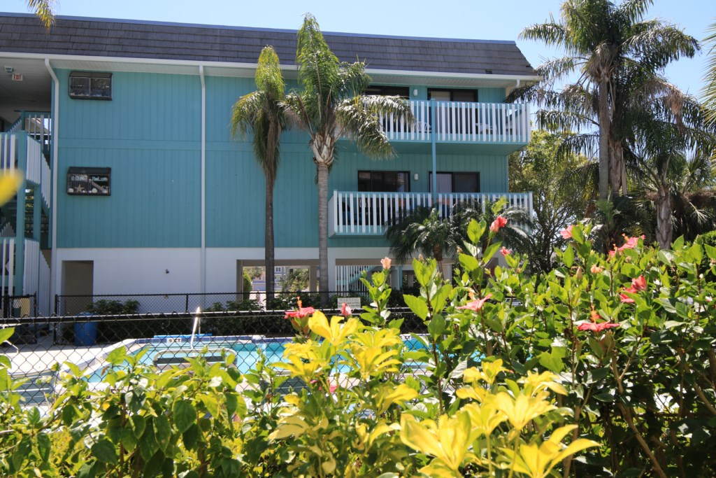 The Anna Maria Island Beach Palms 2B