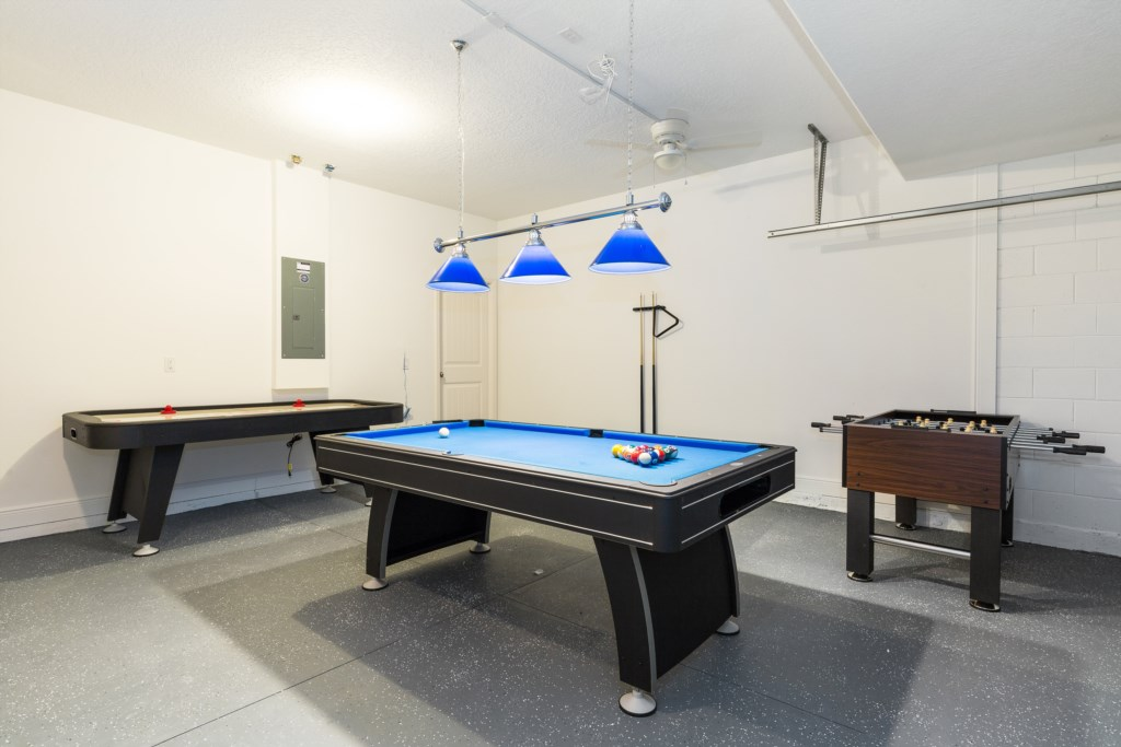29 Games Room