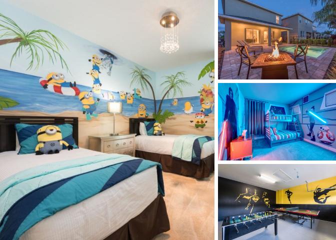EC154- 5 Bedroom Pool Villa at the Encore Resort