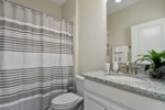 Room 2: Suite King Bathroom