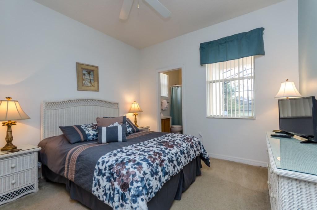 113BLL Disney 5 Bedroom Pool Home