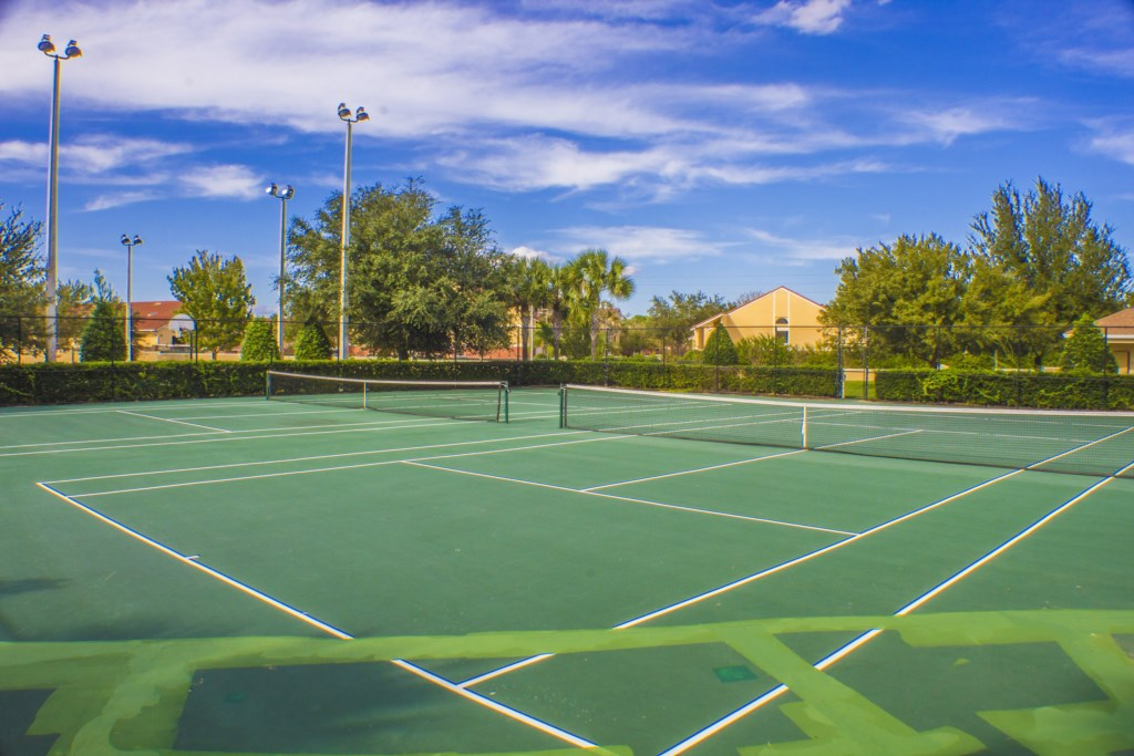 Windsor Hills Resort - Tennis Court