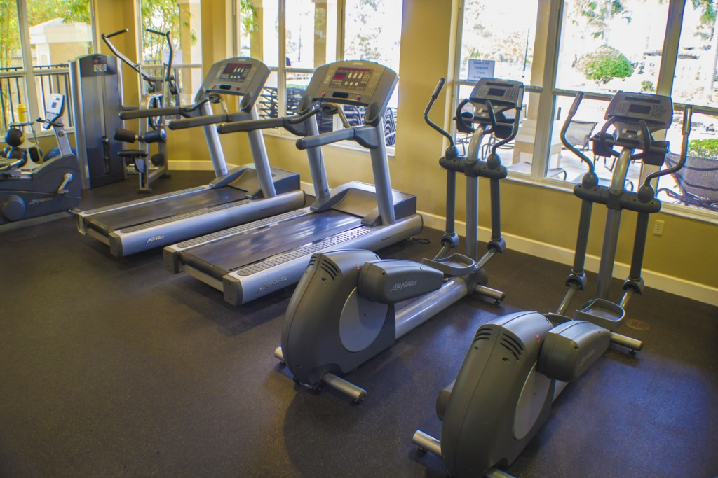 Windsor Hills Resort - Clubhouse Fitness Center
