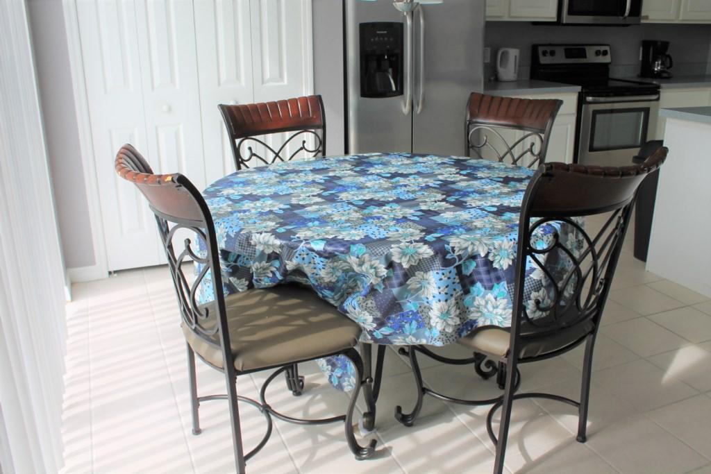 Elma's Southern Dunes House - Breakfast Nook