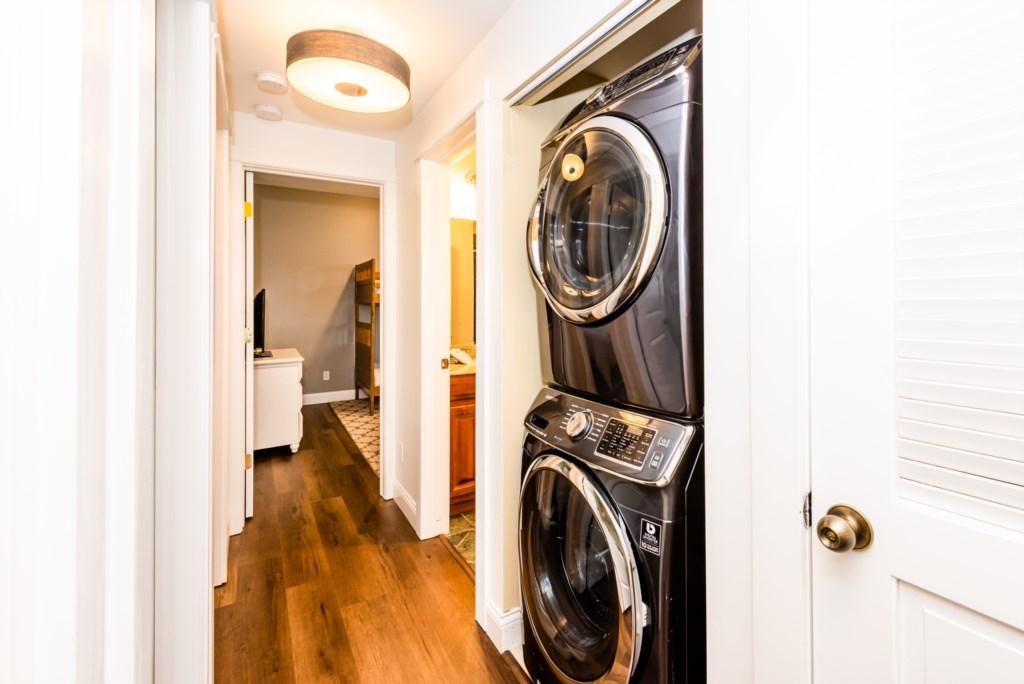 Ground Floor Washer/Dryer