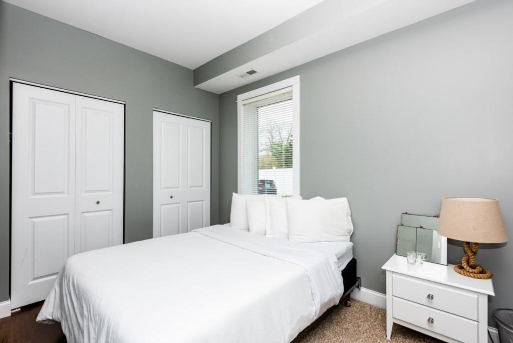 Ground Floor Bedroom #1