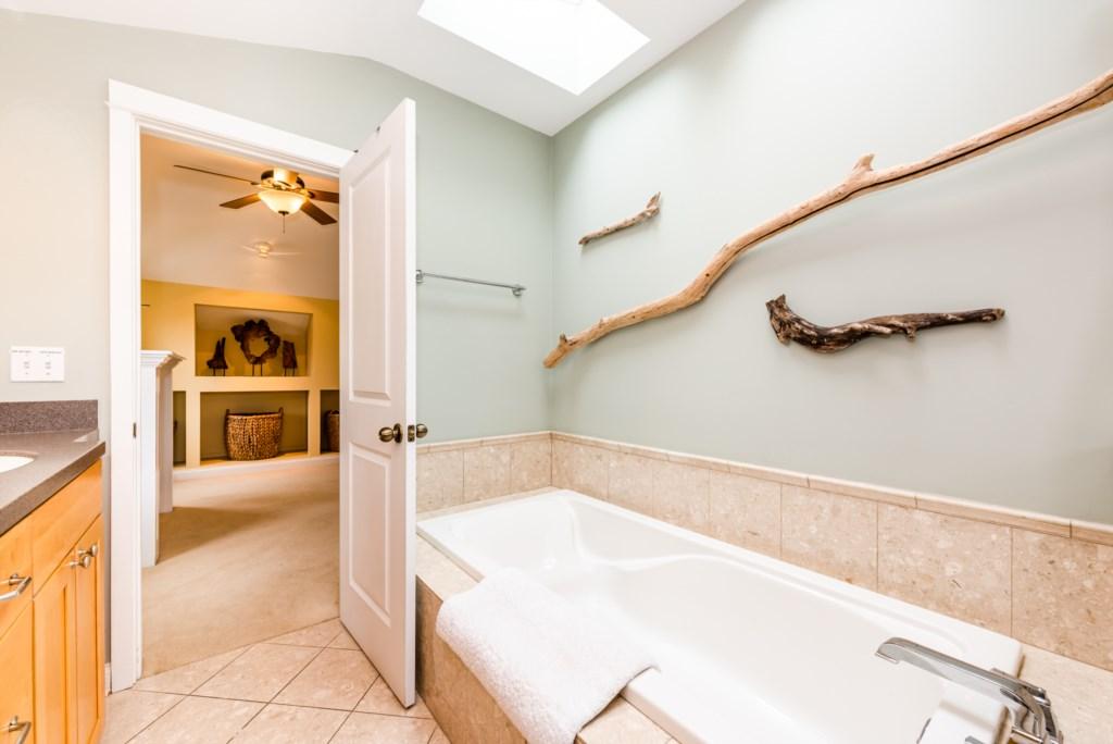 Large Tub