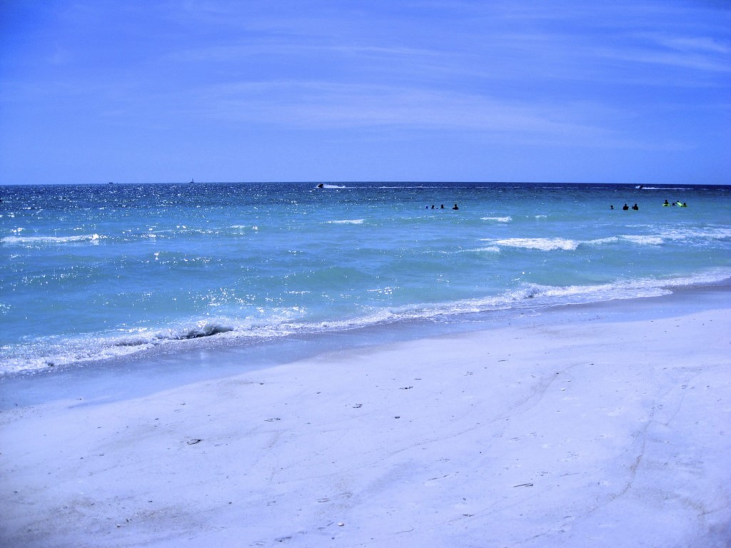 The Beach and Gulf
