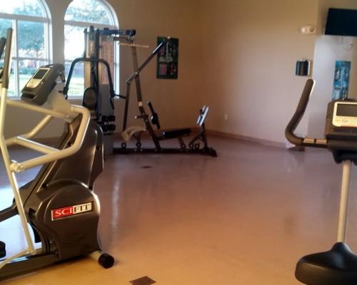 Resort Gym