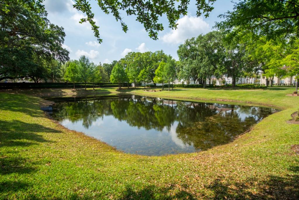 Resort Pond