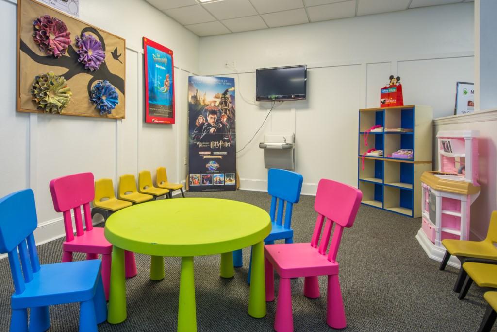 Club House Play Area