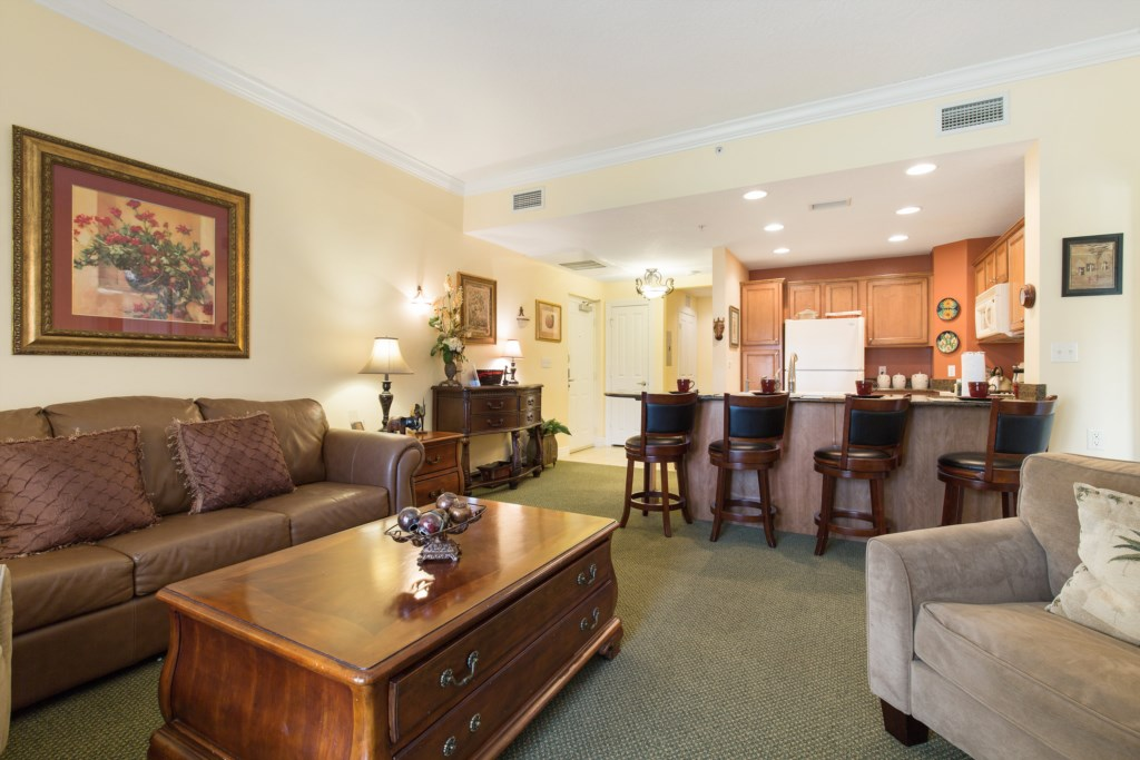 Reunion Resort Condo Minutes from Disney!