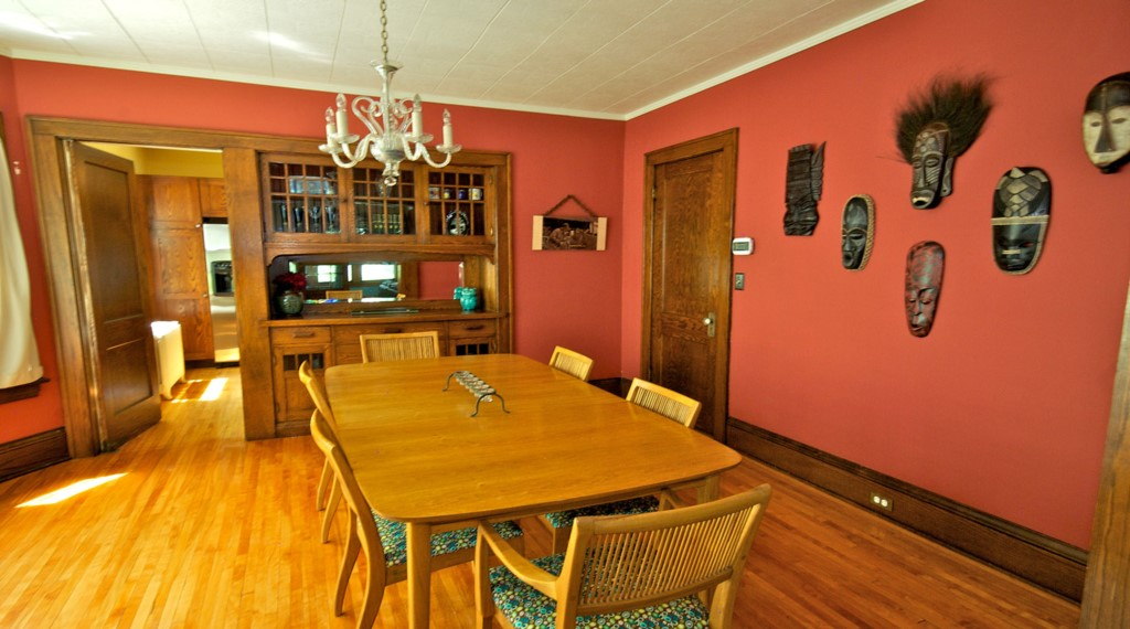 Lower Dining Room