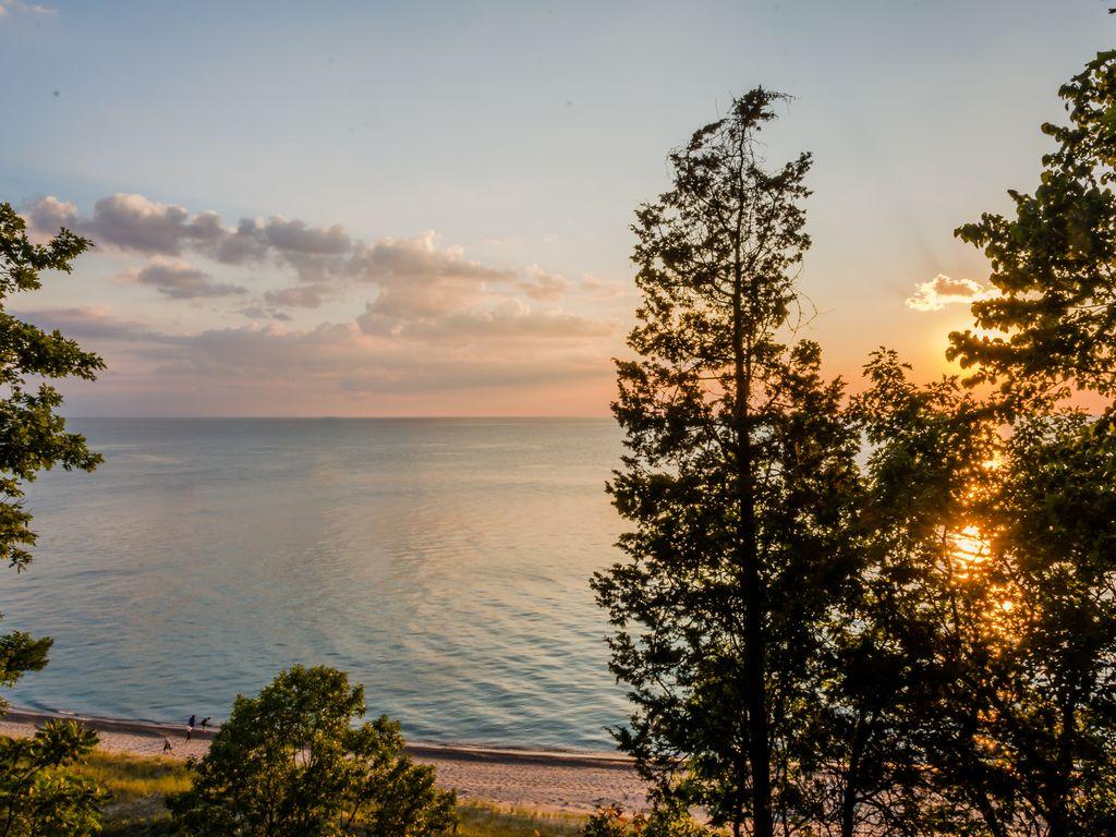 Michigan sunsets!