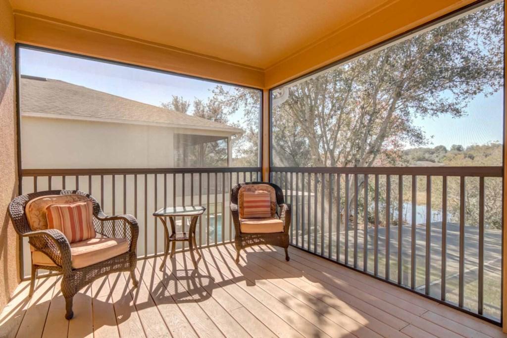 Paradise Villa - Paradise Villa - Master Bedroom Balcony (2)