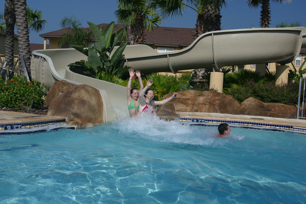 RegalPalmsResortandSpa-Waterslide