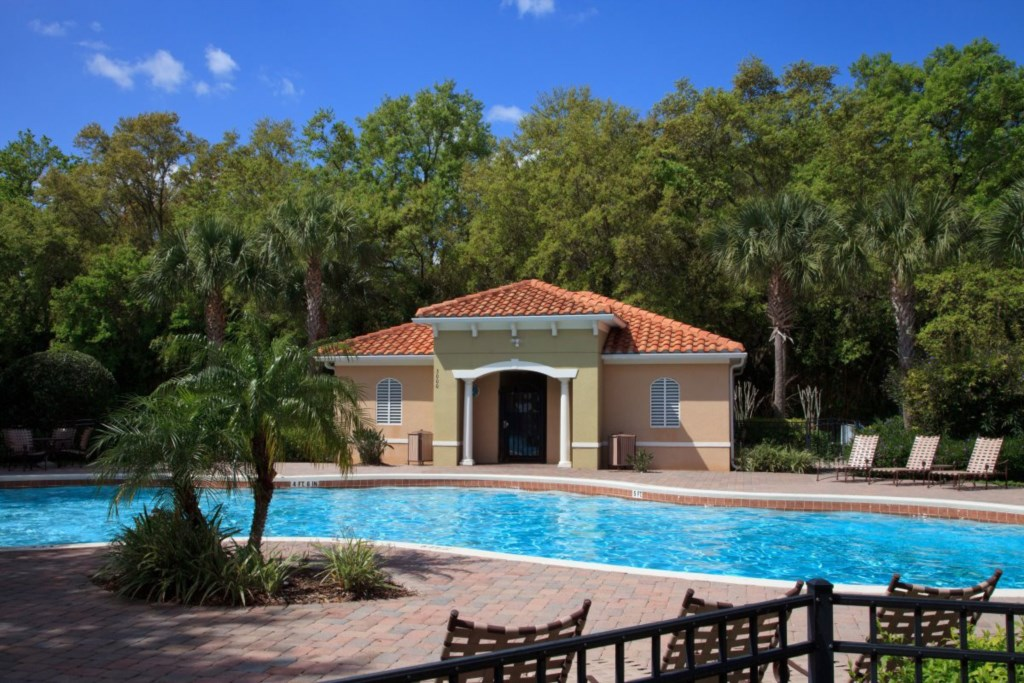 pool-area-townhomes-Compass-Bay