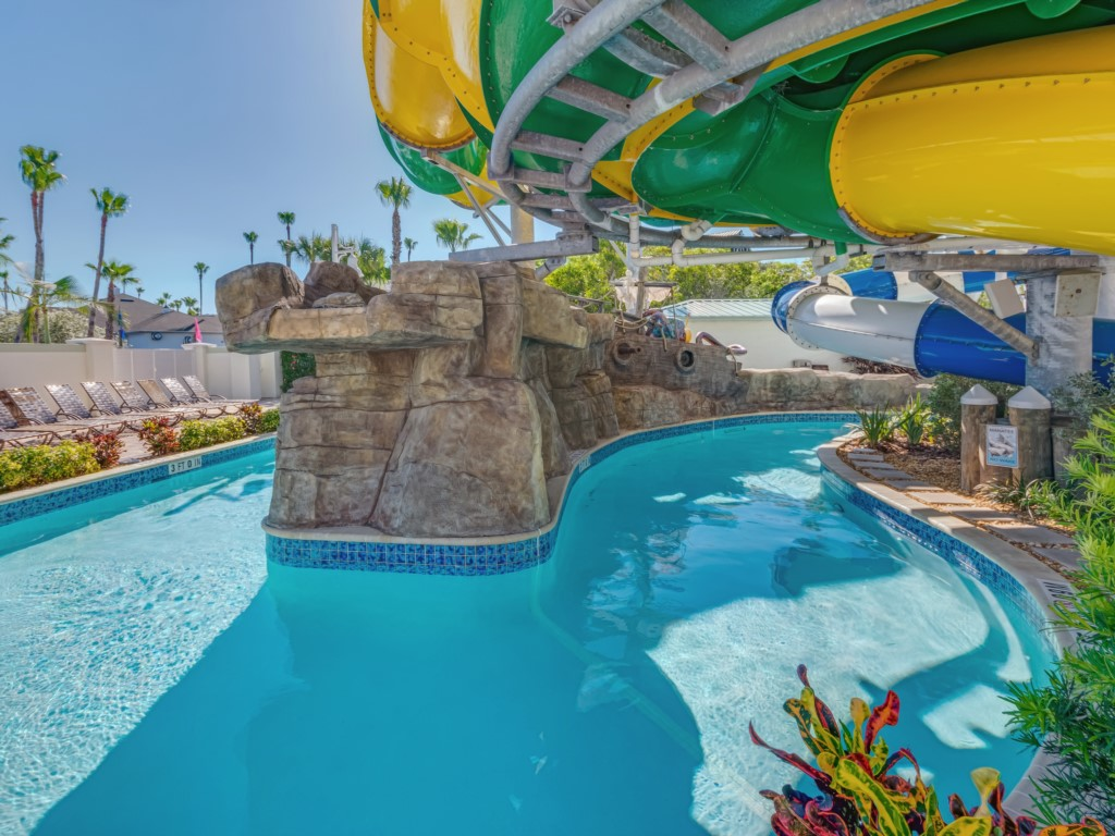 Relax by the pool or splash around!