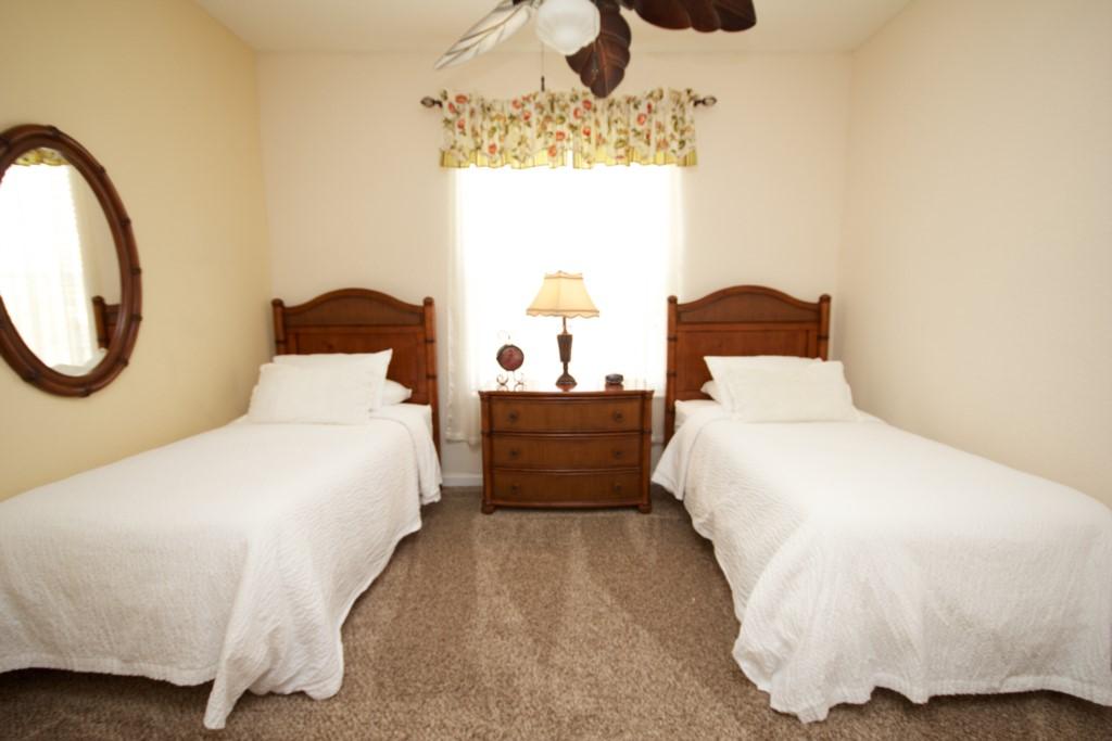Sweet twin room