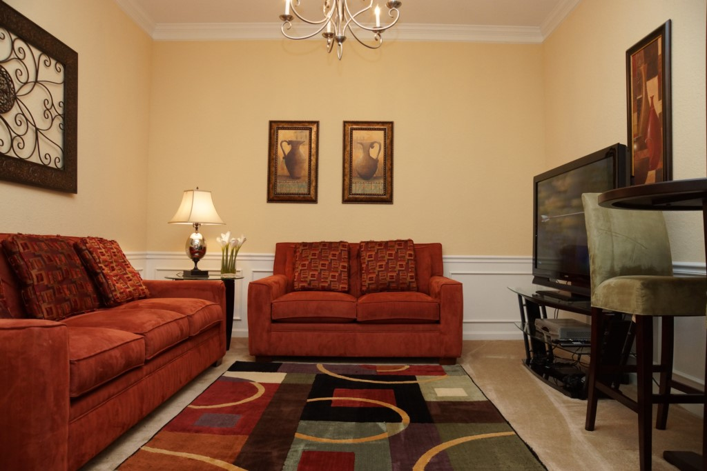 Cosy Den with premium package TV