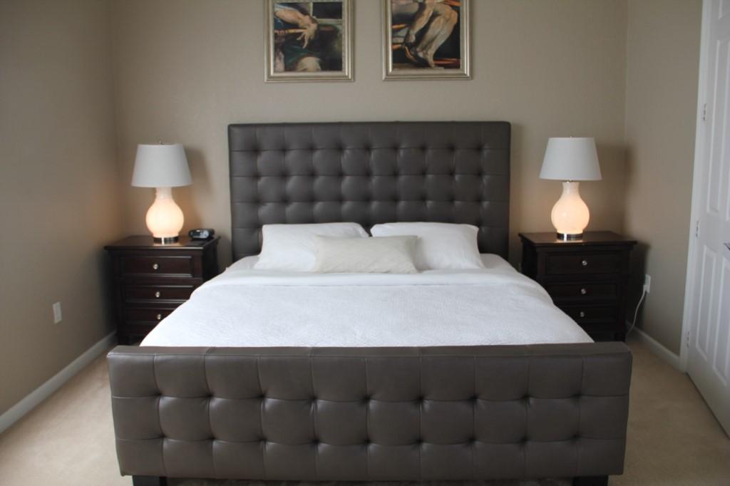 Pillowtop mattresses throughout