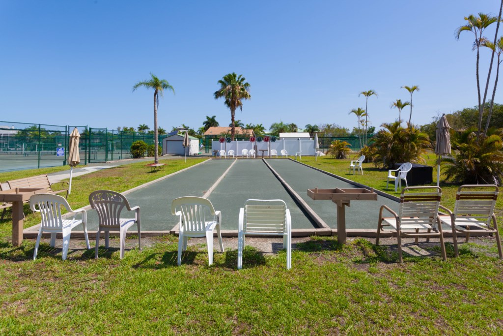 Bonita Beach & Tennis Club - Shuffleboard