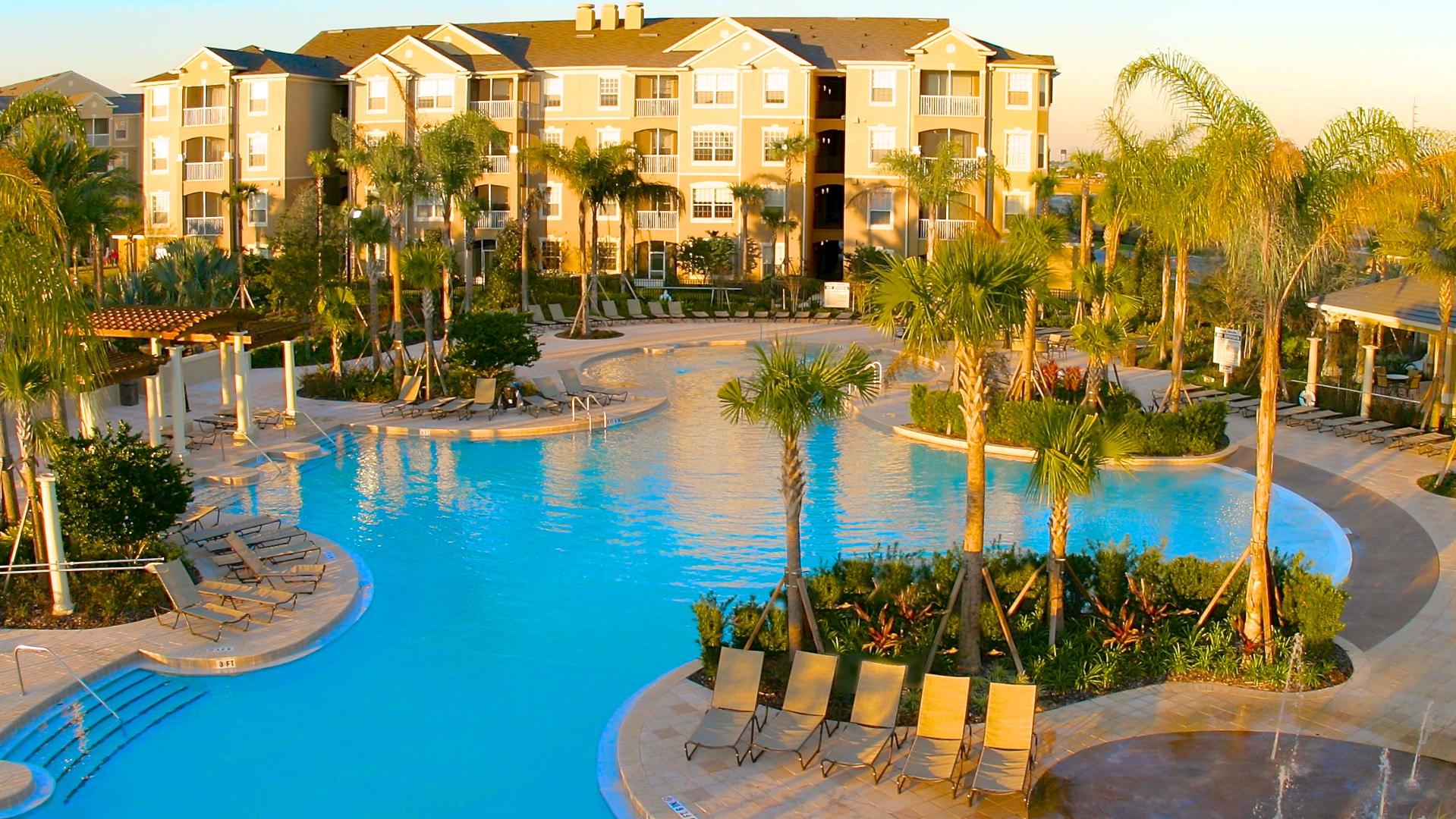 Apartment Cleveland Condo at Windsor Hills Resort photo 16797836