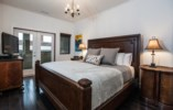 Alpenglow Penthouse - Master King Bedroom with Full Ensuite Bathroom