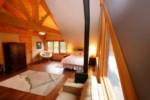 Timberloft - cozy up next to the woodstove