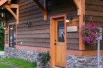 Timberloft - private entrance