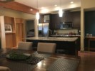 Downunder Mountain Retreat - Open Concept Living, Dining and Kitchen