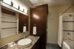 Downunder Mountain Retreat - Second Full Bathroom with Bath, Shower and Laundry Facilities