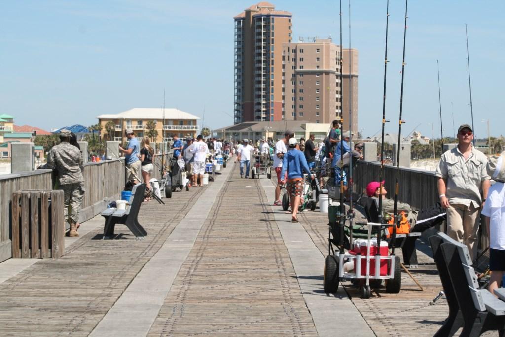 Take a Stroll on the Pensacola Pier