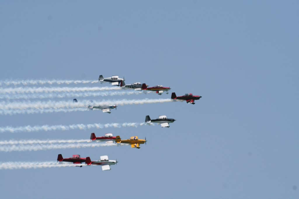 Dont miss the Pensacola Beach Air Show every July