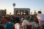 Enjoy a summer Tuesday night at Bands on the Beachl