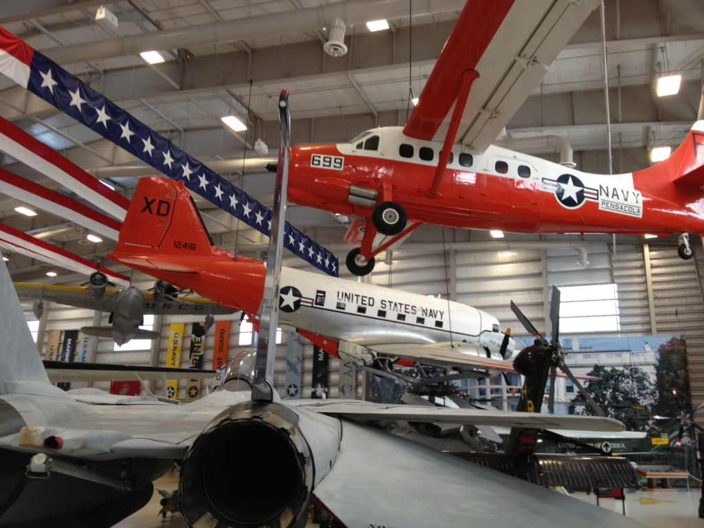 Visit the National Aviation Museum