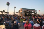 Enjoy a Tuesday night at Bands on the Beach