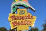 THIS WAY TO PENSACOLA BEACH