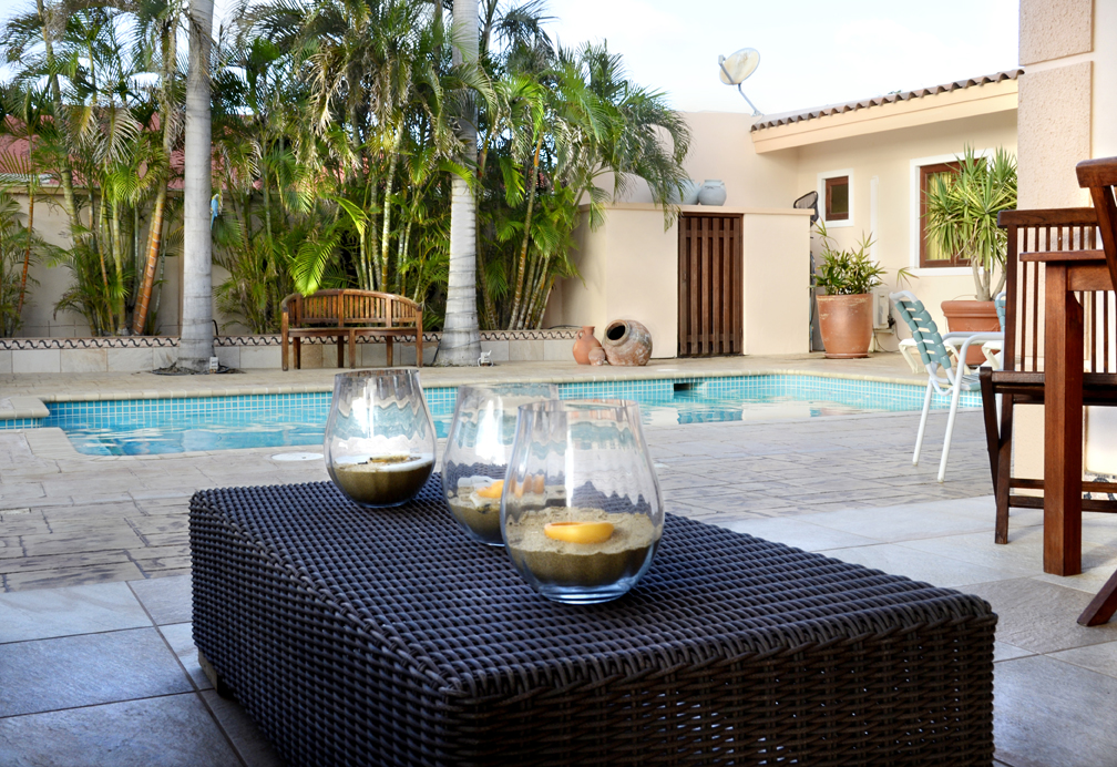 Aruba Private Pool Villa With Beach Towels/Chairs!