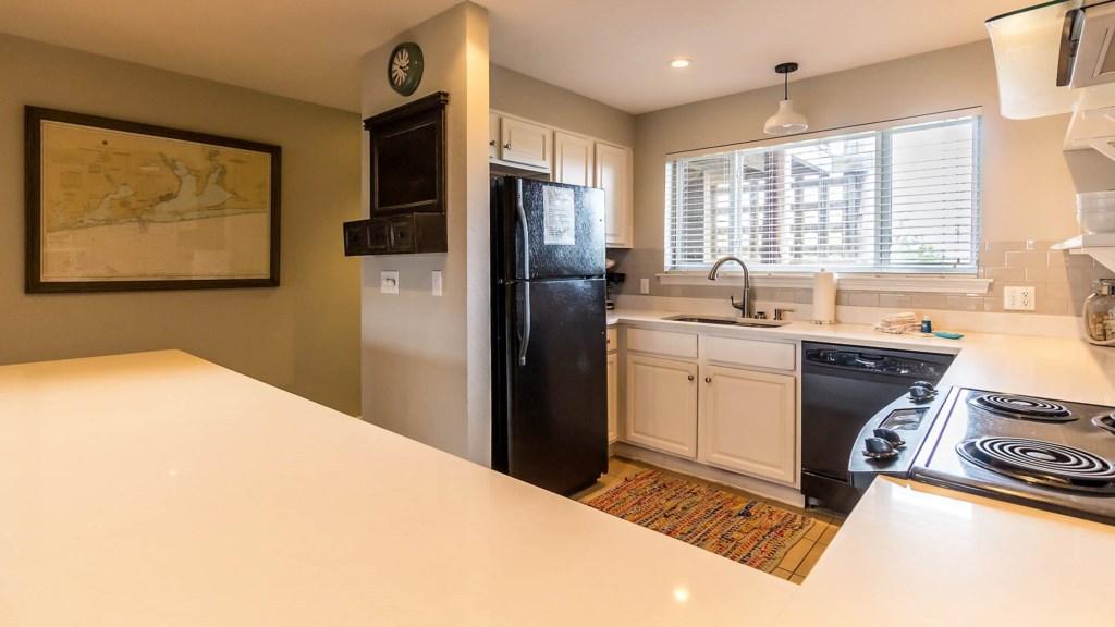B23 Kitchen Area