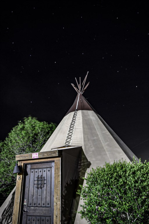 Enjoy the unique experience of Glamping