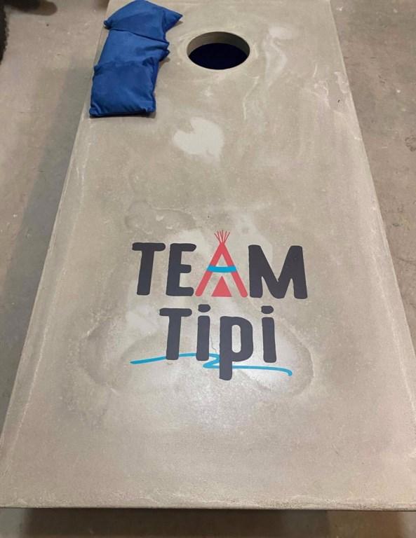 Join Team Tipi!