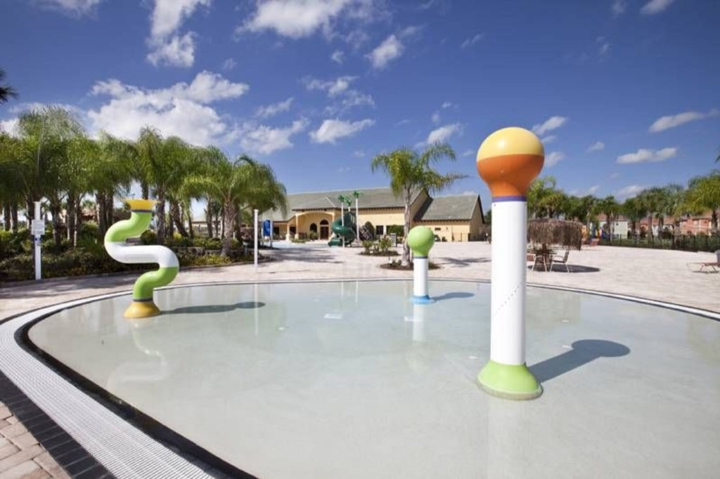 Reort Pool