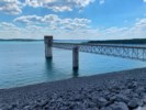 Only a short drive away from this view on the Canyon Lake Dam.