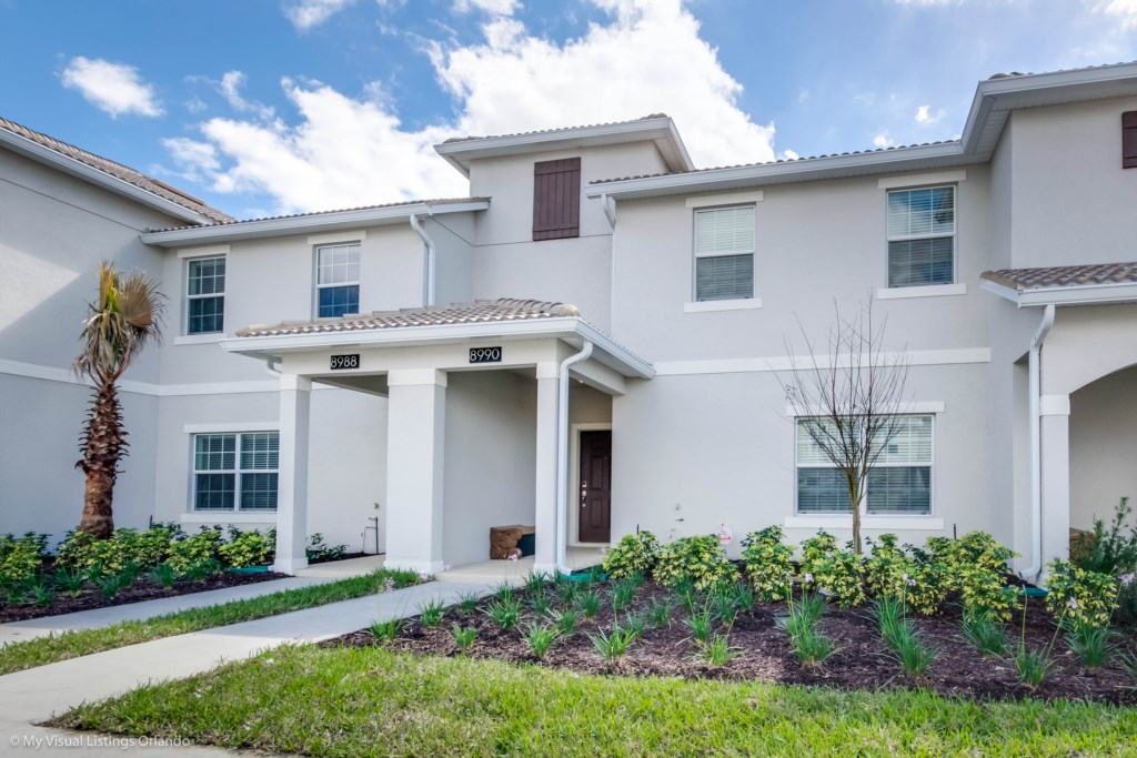8990SD Champions Gate 4 Bedroom Town Home